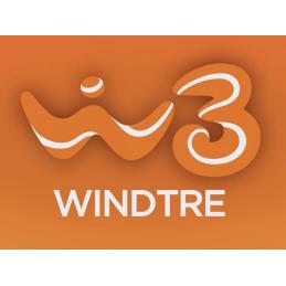 Scheda WindTre 30Gb/mese