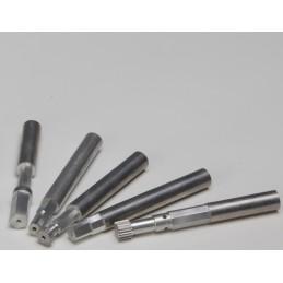 Cilindri di alluminio